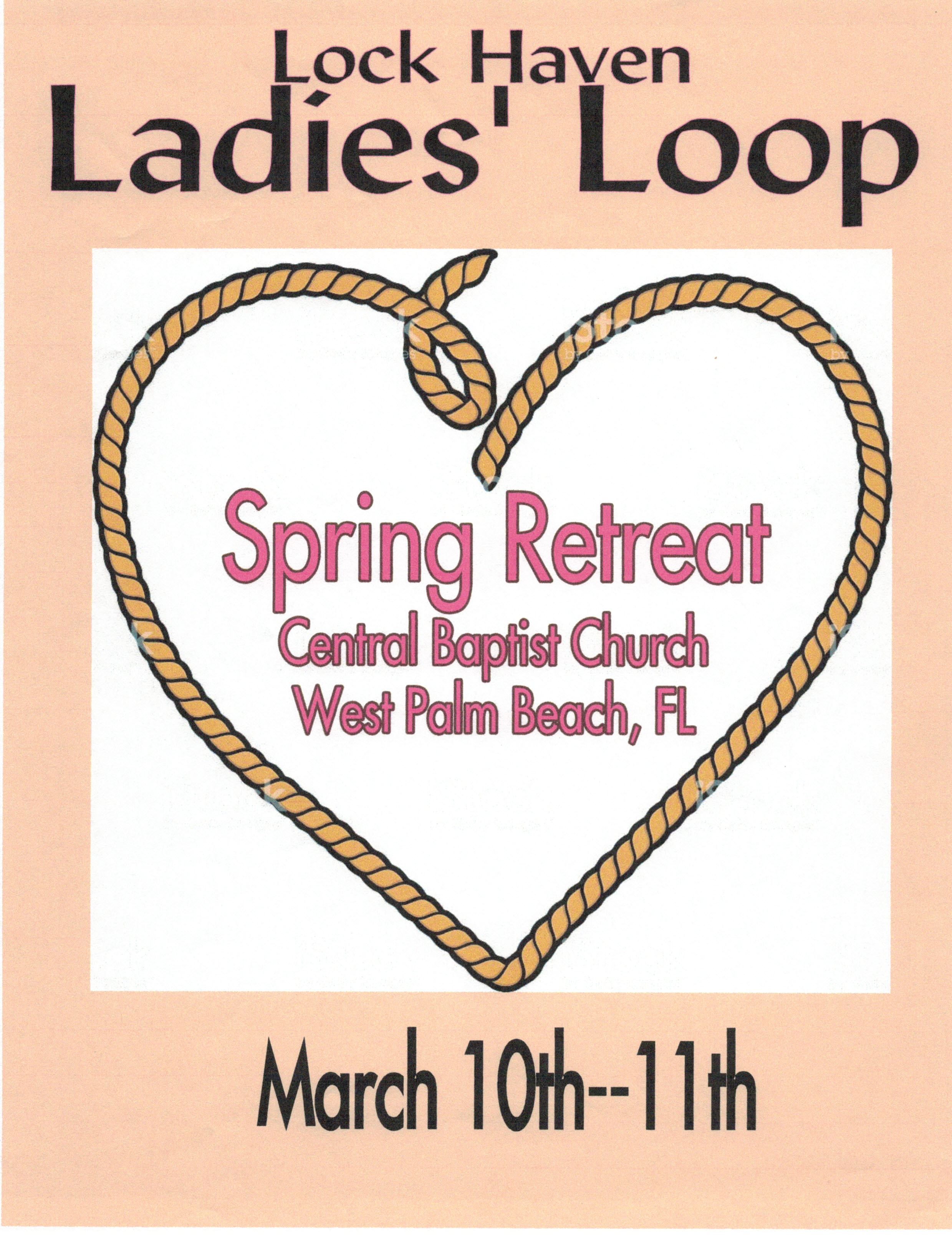 Ladies-Spring-Retreat
